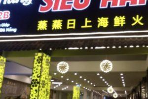 Nhà hàng in hóa đơn bằng tiếng Trung Quốc: Xử phạt gần 12 triệu đồng