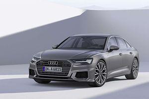 Chi tiết Audi A6 thế hệ mới giá từ 1,6 tỷ đồng