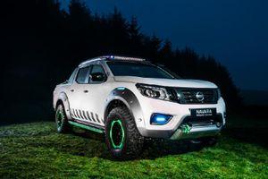 Nissan Navara phiên bản thể thao: Đối thủ của Ford Ranger Raptor?