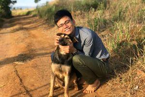 Chàng trai bán mắm trở thành một trong hai người Đông Nam Á giành học bổng du học Úc