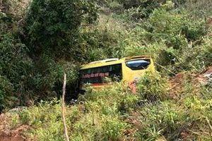 Xe khách lao xuống vực ở đèo Lò Xo: Chủ xe kinh doanh vận tải trái phép