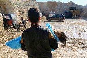 Khủng bố tại Syria âm mưu tấn công bằng vũ khí hóa học?
