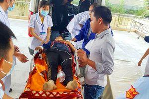 Danh tính nạn nhân bị thương vụ xe khách lao xuống vực sâu trong đêm