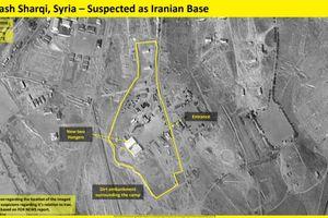 Ảnh vệ tinh tiết lộ căn cứ quân sự Iran nằm sát Damascus, Syria