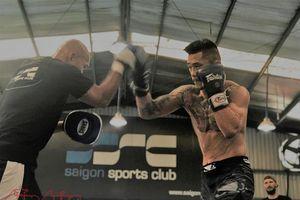 'Đột kích' xem nhà vô địch giải đấu ONE Championship Martin Nguyen luyện tập
