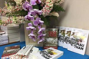 Ra mắt loạt sách về Xuân Mậu Thân 1968 tại TP Hồ Chí Minh