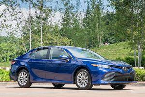 Những mẫu xe tốt nhất phân khúc tại Mỹ: Camry bán chạy nhất, Toyota 'đại thắng'