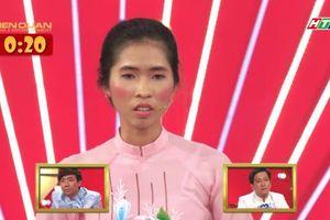 Thách thức danh hài: Cô gái có khuôn mặt 'bất biến' tiếp tục 'ẵm' 150 triệu 1 cách 'ngoạn mục'