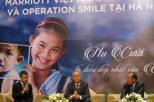 8 khách sạn thuộc Marriott tại Việt Nam hỗ trợ Tổ chức 'Phẫu thuật nụ cười'