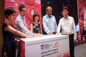 Alibaba lập viện nghiên cứu các giải pháp AI ở Singapore
