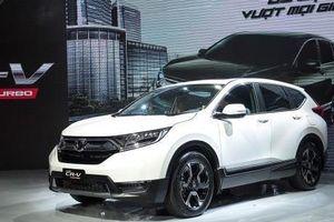 Bảng giá xe ô tô Honda tháng 3/2018, CR-V sắp về với giá rẻ hơn