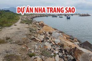 Thu hồi dự án hàng chục triệu USD bên bờ vịnh Nha Trang