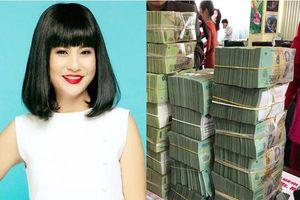 Cát Phượng gây choáng khi tiết lộ có từng này tiền trong tài khoản ngân hàng