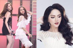 Dân tình 'phát sốt' với thái độ của Ngọc Trinh khi Hương Giang Idol thi Hoa hậu Chuyển giới