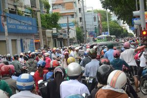 Câu chuyện của người trẻ vào Sài Gòn