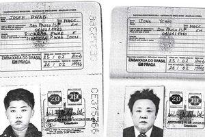 Ông Kim Jong-un từng xài hộ chiếu Brazil?