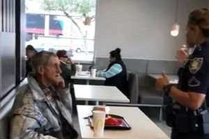 McDonald's đuổi người vô gia cư bị phản ứng gay gắt trên mạng