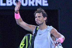 Nadal rút lui khỏi giải Mexico Open vì chấn thương