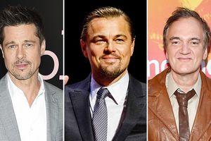Brad Pitt và Leonardo DiCaprio hội ngộ trong phim mới của Tarantino