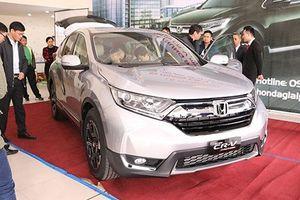 Honda CR-V 2018 sắp giảm giá tới hơn 200 triệu tại Việt Nam
