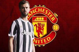 Chuyển nhượng bóng đá mới nhất: M.U lại ve vãn sao Juventus