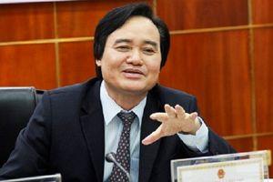 Bộ trưởng Phùng Xuân Nhạ được mời tham gia Nhóm chỉ đạo cấp cao về Sáng kiến nguồn nhân lực cho GD