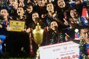 Quảng Nam FC trước thềm V-League 2018: Thử thách bản lĩnh ĐKVĐ