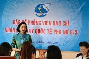 Nhiều hoạt động ý nghĩa nhân dịp Quốc tế Phụ nữ 8-3