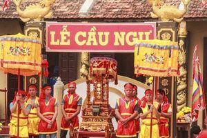 Quảng Bình: Độc đáo Lễ hội Cầu ngư ở làng biển Cảnh Dương