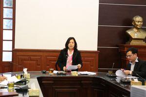 Phiên họp lần thứ nhất Ban thanh tra nhân dân TANDTC nhiệm kỳ 2018-2020