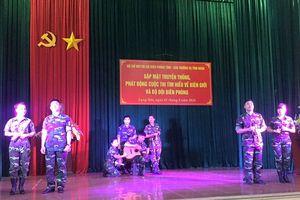 Lạng Sơn: Sôi nổi cuộc thi tìm hiểu về biên giới và Bộ đội Biên phòng