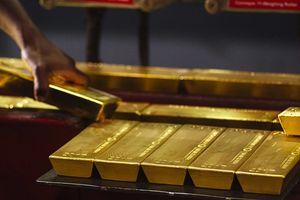 Giá vàng giảm về đáy từ đầu năm 2018