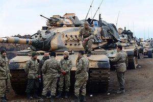 Quân Thổ Nhĩ Kỳ tung đòn bao vây người Kurd Syria
