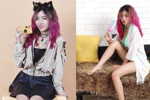 Nữ game thủ nóng bỏng Ohsusu tiết lộ mục tiêu 'khủng' và mẫu bạn trai năm 2018