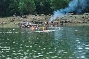 Nam sinh lớp 5 chết đuối thương tâm ở hồ Hố Lau