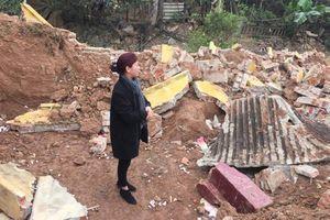 Lãnh đạo xã lên tiếng về ngôi mộ chôn 60 liệt sĩ 'biến mất, không thông báo' cho người nhà