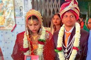 Hủy hôn ngay trong lễ cưới vì chú rể bị… hói đầu