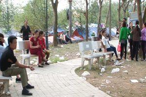 Tiên Du (Bắc Ninh): Hội Lim và nỗi kinh hoàng của rác thải!