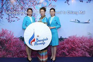 Bangkok Airways mở đường bay thẳng Hà Nội – Chiang Mai