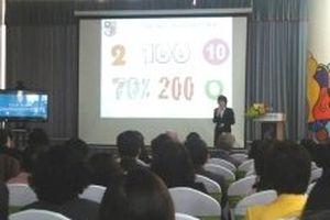 Bàn giải pháp triển khai giảng dạy các chương trình quốc tế tại Hà Nội