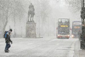 Hiện tượng khí hậu đáng ngại: Châu Âu lạnh giá, Bắc Cực ấm lên