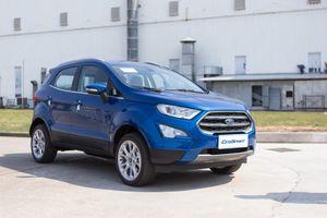 Ford EcoSport 2018 giá từ 545 triệu đồng