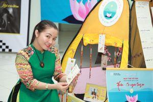 Sôi động không gian 'Sài Gòn - Thơ trẻ sáng tạo'
