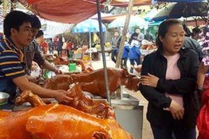Phát thèm khi lạc giữa 'rừng' lợn sữa quay ở xứ Lạng