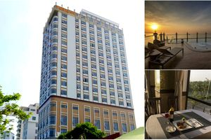 Cận cảnh khách sạn 7 Seven Sea 'xây vượt tầng' ở Đà Nẵng