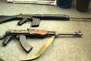 Bất ngờ 'đối trọng' của AK-47 tại châu Âu trong chiến tranh Lạnh