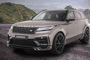 Ngắm chi tiết Range Rover Velar độ Startech siêu hầm hố