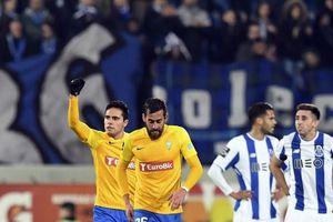 CLB Porto dính nghi án bán độ ở giải hàng đầu Bồ Đào Nha