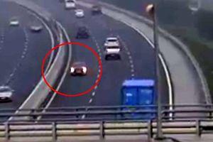 Xe phóng ngược chiều cao tốc Hà Nội - Hải Phòng: Không xảy ra tai nạn thảm khốc liên hoàn là điều kỳ diệu