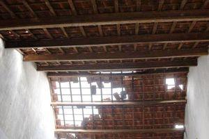 Lốc xoáy làm tốc mái 35 ngôi nhà ở Thừa Thiên - Huế